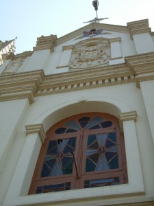 Santa Cruz Church, Fort Cochin, Kerala, India